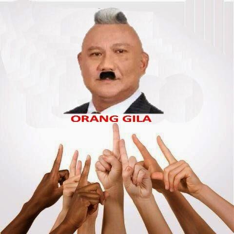 Prabowo Gila