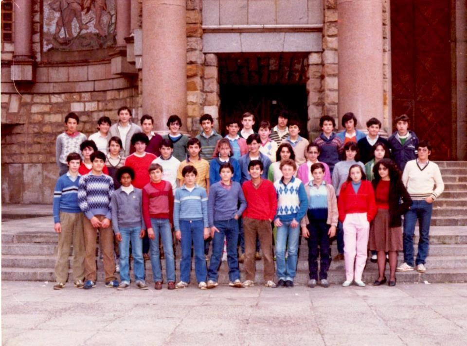CEI-Curso 1982-86