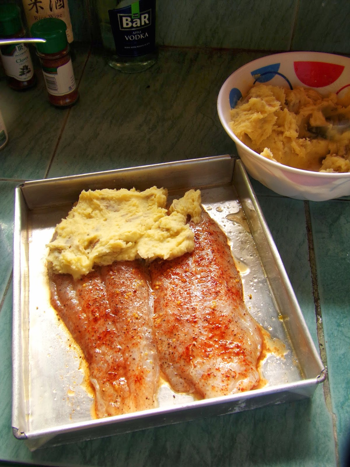 fish dinner recipes, baked white fish