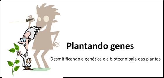 Plantando genes