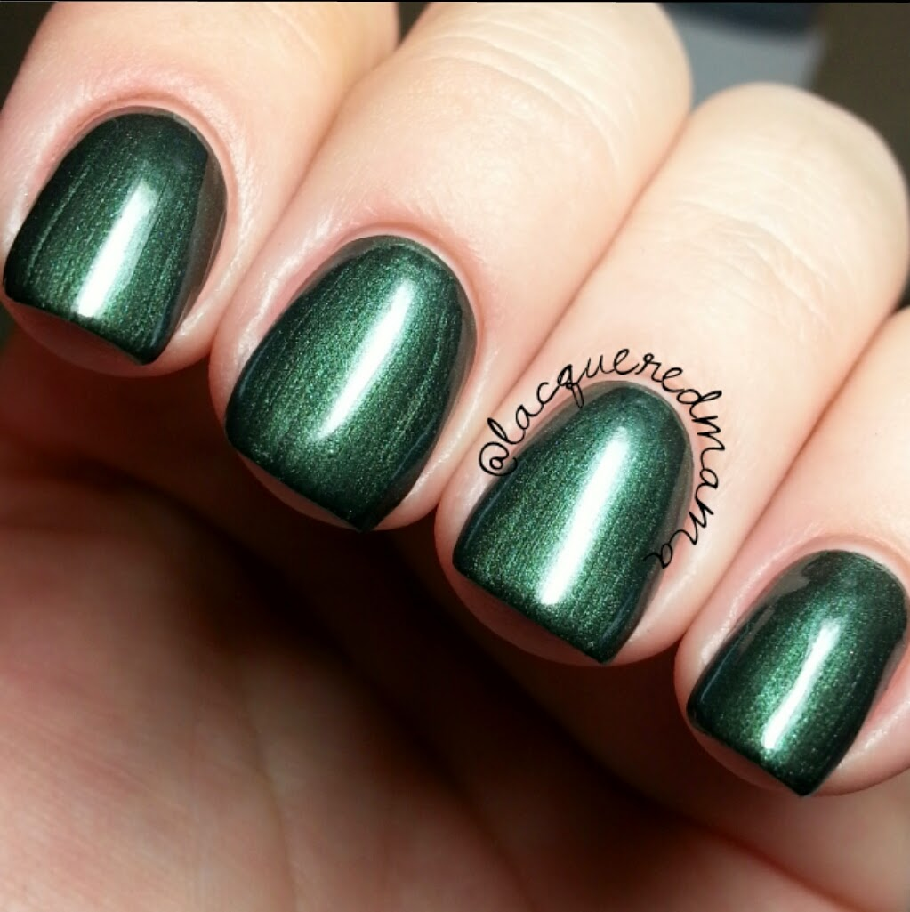 lacqueredmama vapid lacquer winter 2014 collection swatches