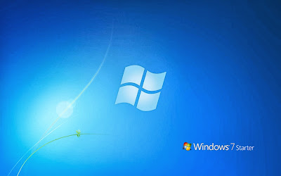 Windows 7 Starter ISO SP1 Build 7601.