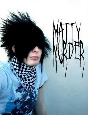Matty Murder Emo Boy Wallpaper 2013
