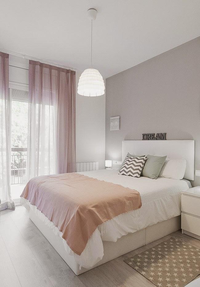 Little haus magazine inspiraci n n rdica la casa de marta - Decoracion en pintura para dormitorios ...