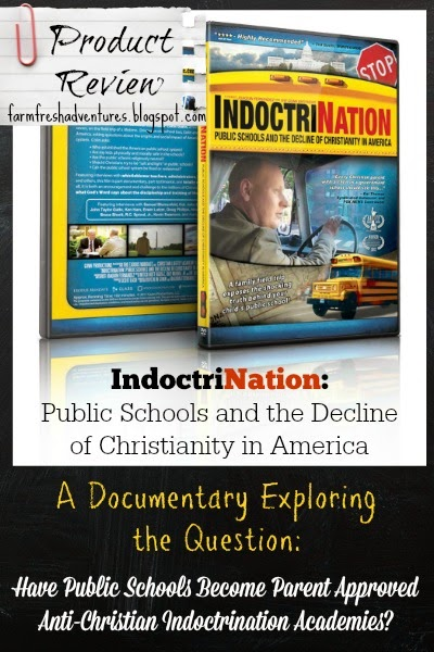 indoctrination movie product review