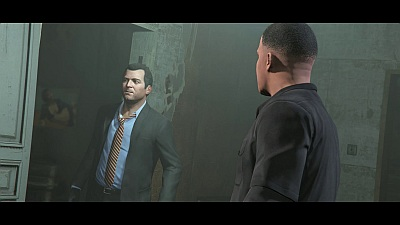 Grand Theft Auto V (Game) - '60 Frames-Per-Second' PC Trailer - Screenshot
