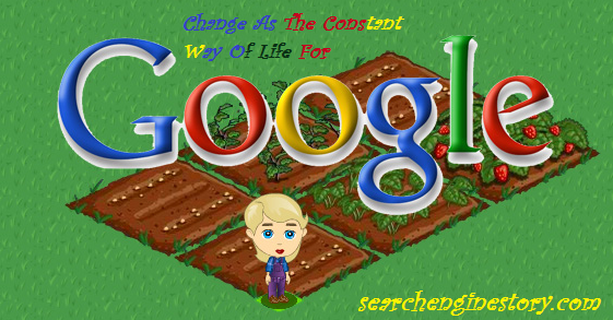 Change As The Constant Way Of Life For Google