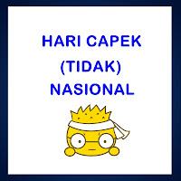 Hari Capek (Tidak) Nasional