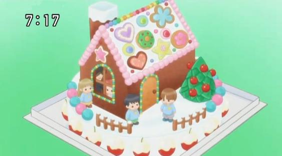 Yumeiro Pâtissière Yumeiro+Patissiere+-+Ringo+Cake+7