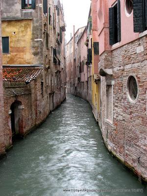 Канал в Венеции by TripBY