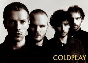 Coldplay - U.F.O
