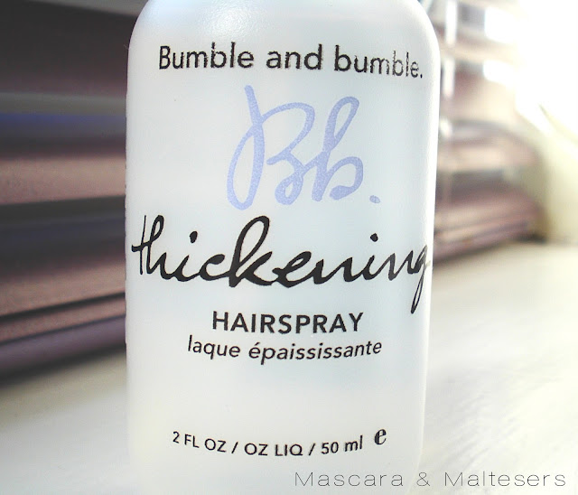 Bumble and Bumble Thickening Hairspray