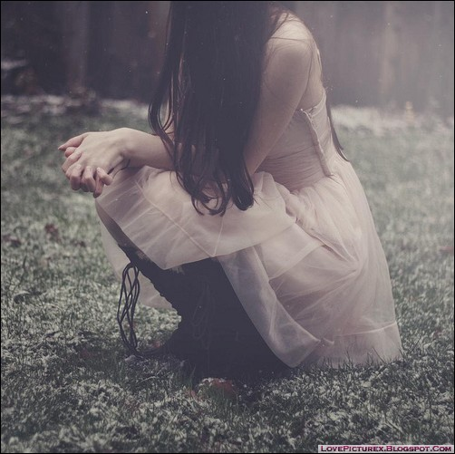 sad, girl, alone, beautiful, | lovepicturex
