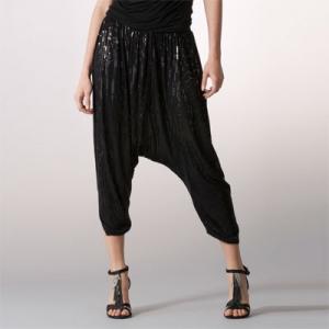Comoda Pantalones Tipo Arabe