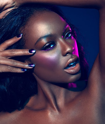 Hot Shoot | April Alexander for Fabulous Magazine