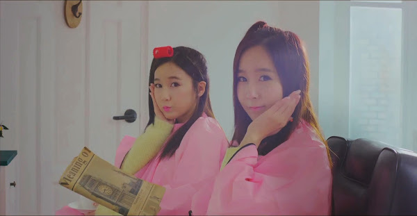Crayon Pop FM Choa Way