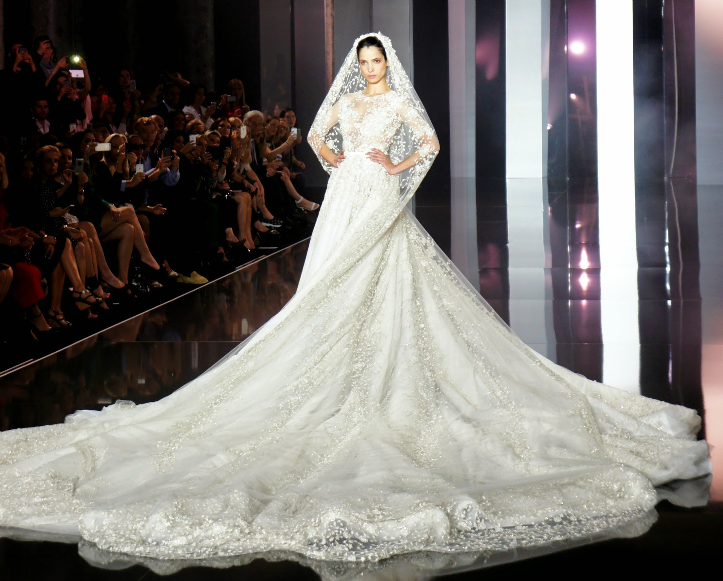 FASHION IN MOTION V&A FEATURING RALPH & RUSSO