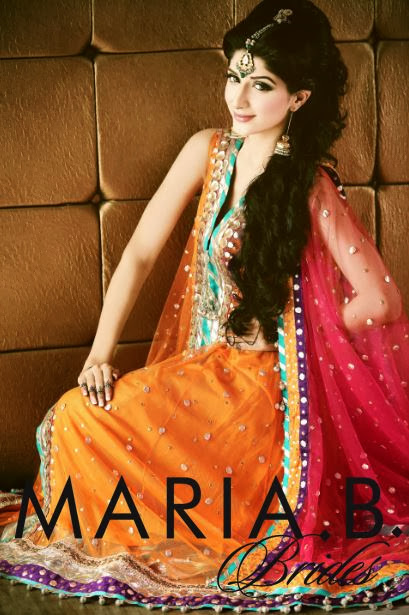 Fashion She9  Winter Collection for Women 2013-2014 | Latest Maria.B Brides Latest Kundra Winter Collection for Women 2013-2014 By Fashion She9