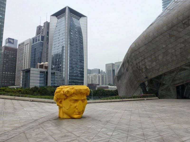 Guangzhou: Teatro de la Ópera de Zaha Hadid