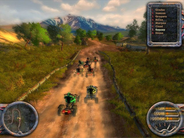 Dowload ATV Quadro Racing