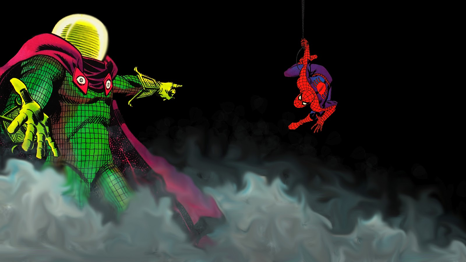 Amazing Wallpaper Marvel Halloween - Mysterio+Wallpaper  Image_134020.jpg