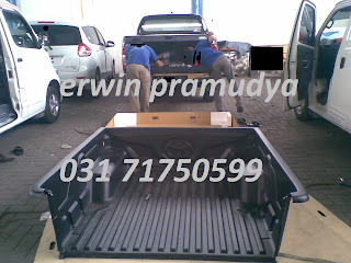 Toyota Hilux double cabin Bed Liner