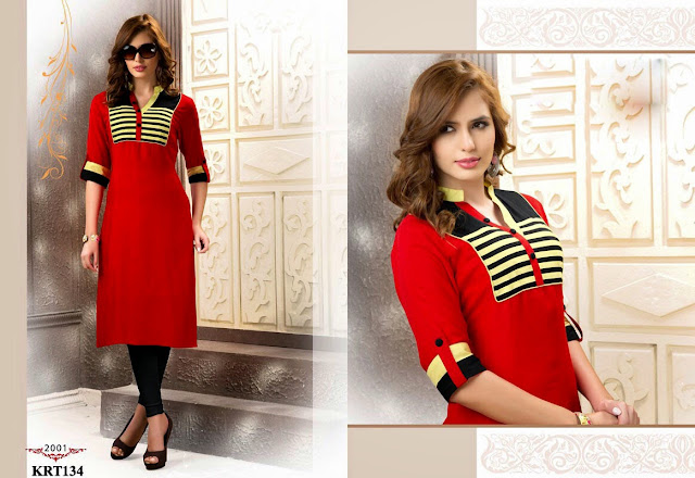 Buy Online Cotton Simple Kurti – Wholesale Supplier