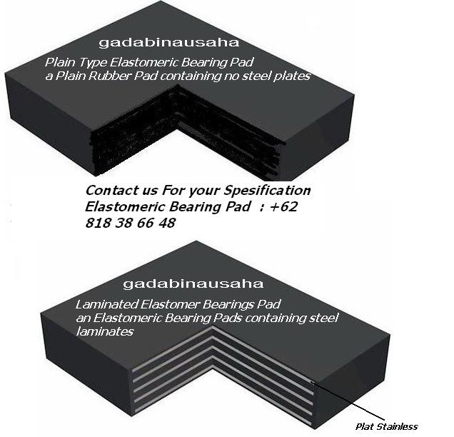 Elastomeric Bearing Pad Type