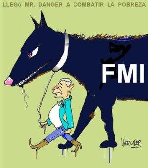 O FMI CHEGOU À EUROPA