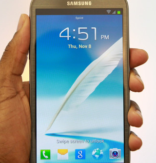 Marco Polo Express Offers Samsung Galaxy Note 2