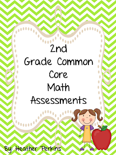 http://www.teacherspayteachers.com/Product/2nd-Grade-Common-Core-Math-Assessments-731278