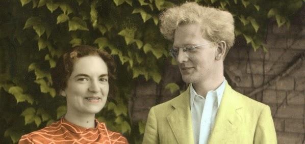 Helen Kemp & Northrop Frye, 1937.