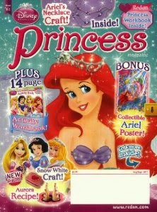 http://www.amazon.com/Disney-Princess/dp/B00HMTU6PQ/ref=sr_1_1?ie=UTF8&qid=1423165385&sr=8-1&keywords=princess+magazine