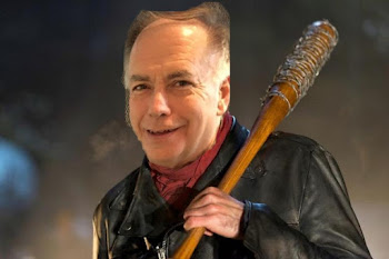 Former Mayor as Negan