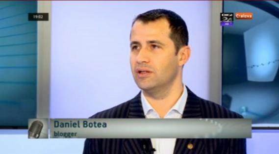 Daniel Botea - blogger