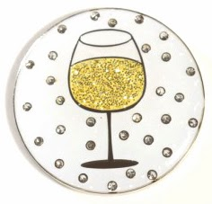 http://www.pinkgolftees.com/ladies-golf-accessories/ball-markers/abigale-lynn-wine-glass-crystal-ball-marker.html