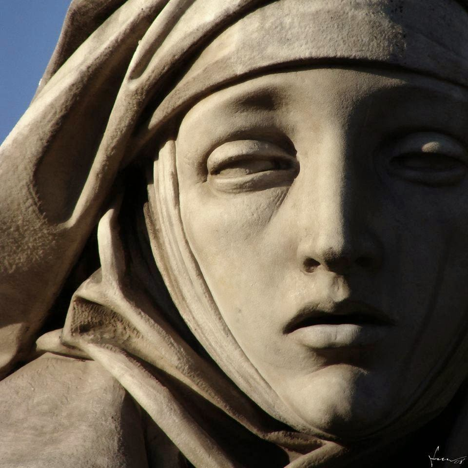 Se muoio, muoio di passione per la Chiesa (S. Caterina da Siena)