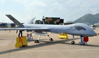 UAV China Yilong