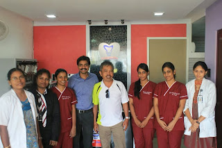 Mr.Aziz, Malaysia dental implant testimonial