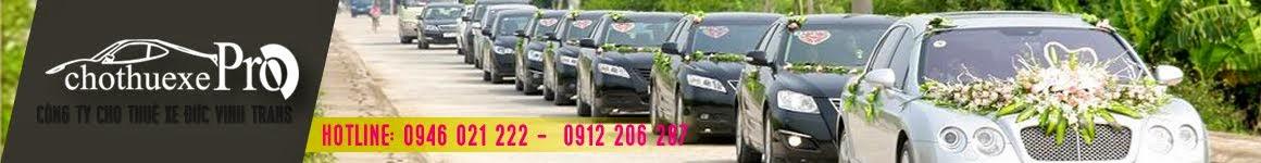 Cho thuê xe du lịch tại Công ty Đức Vinh