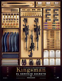 Kingsman: El servicio secreto (2015) online