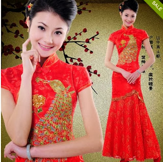 Authentic Chinese Dress
