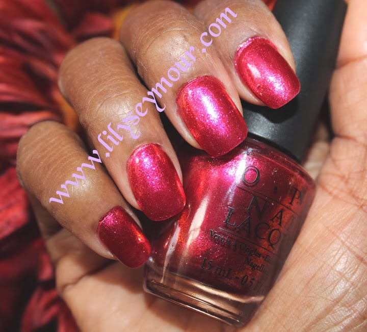 The Show Must Go On! by OPI