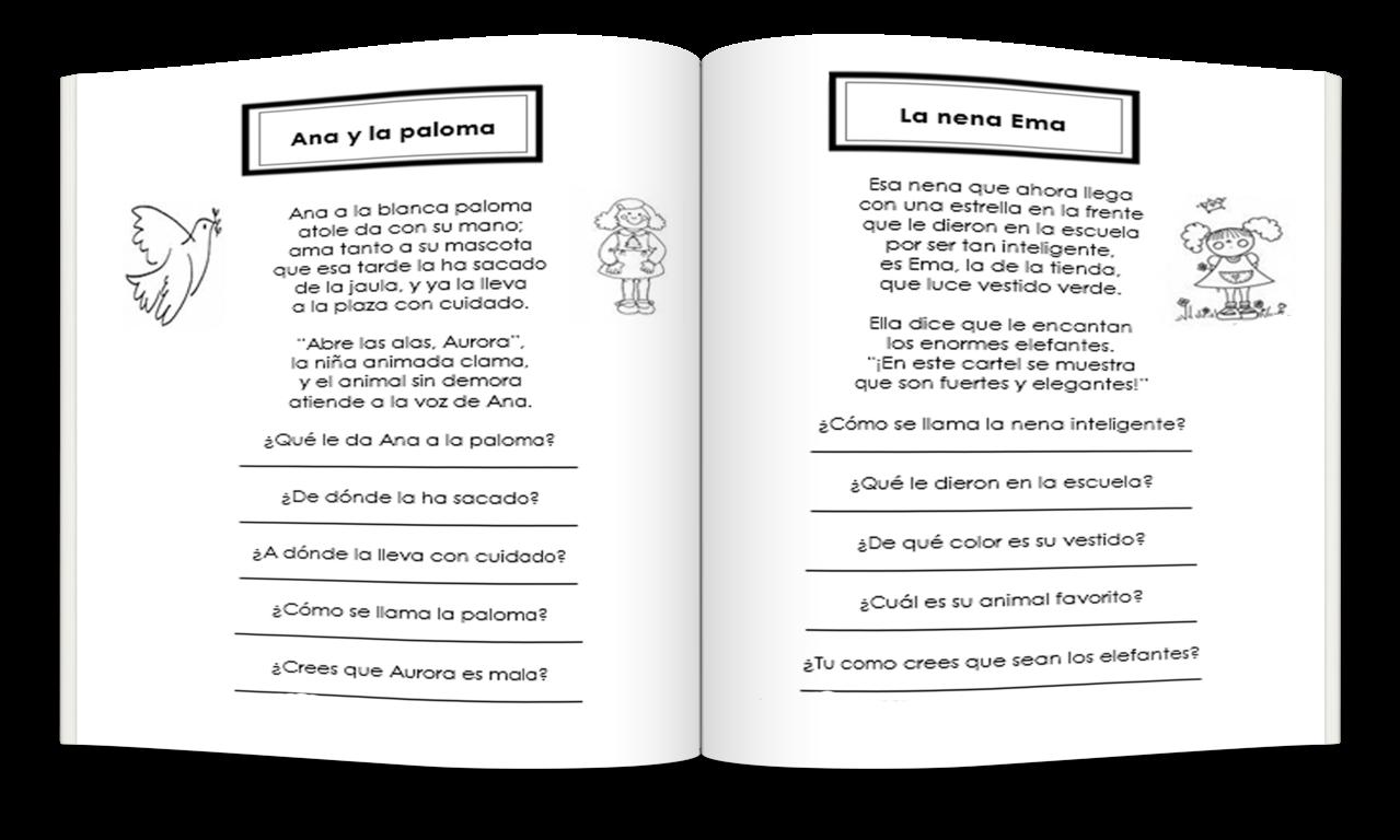 05/06/14--14:27: Cuadernillo de comprensión lectora