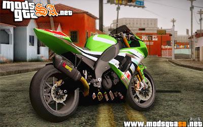 SA - Kawasaki ZX-10R Ninja