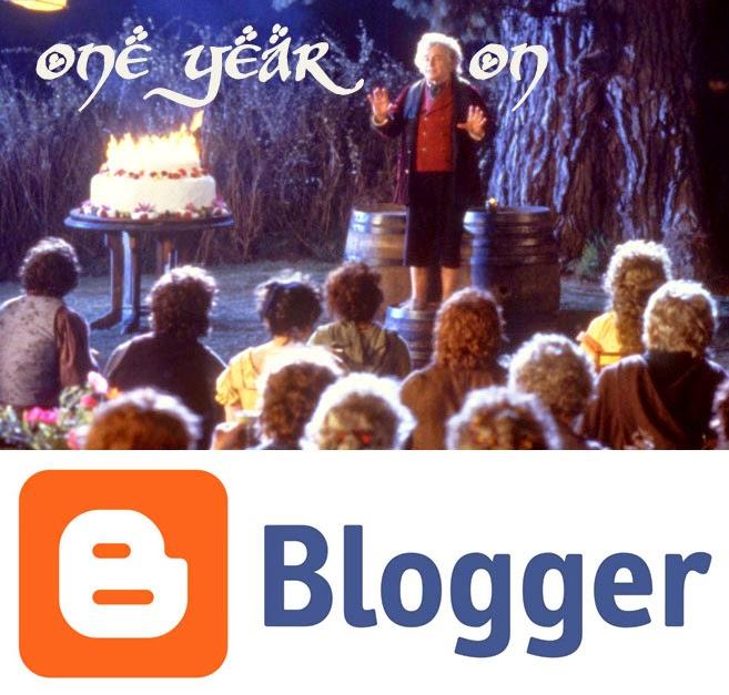 Blog's Birthday