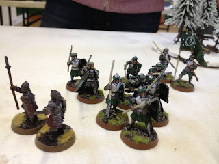 The Hobbit SBG Warriors of Arnor