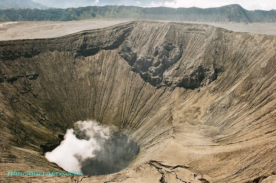 The Crater of Bromo