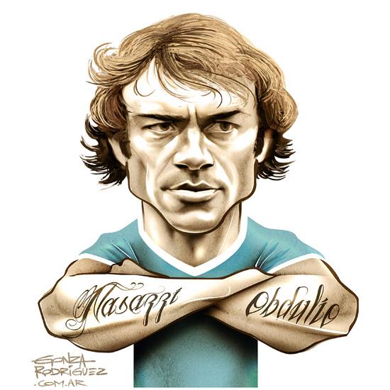 Imagenes De Caricaturas De Jugadores De Futbol - Caricaturas de jugadores de futbol [Actualizado] Taringa!