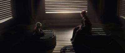 Yoda-Anakin Skywalker respect